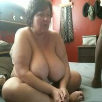 BBW Cougar Sucks, Fucks, and Squirts all over MY BBC