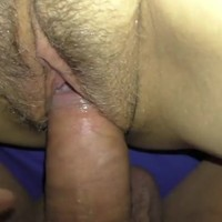 Creampie playing