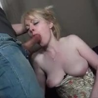 Hairy and busty french milf hard fucked
