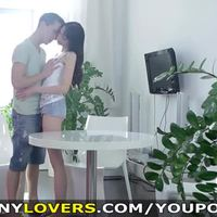 Teeny Lovers - Teeny unleashes sexual passion