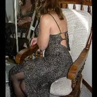 69milf dressed for nite out with Tim